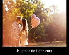 el amor no tiene cura 235x190 El amor no tiene cura