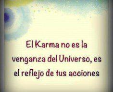 el karma no es la venganza del universo es el reflejo de tus acciones 235x190 El karma no es la venganza del Universo, es el reflejo de tus acciones