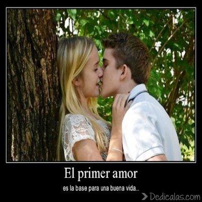 Frases Para El Primer Amor Imagenes De Amor Bonitas Para