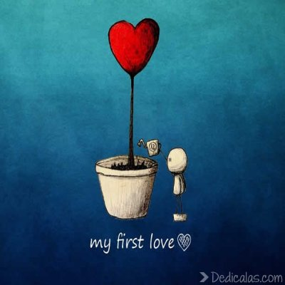 my first love My first love